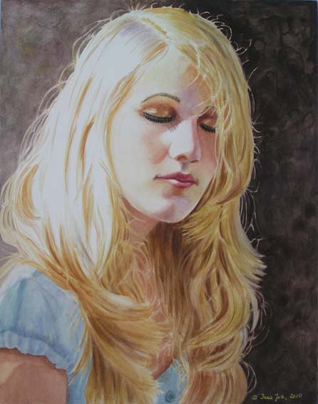 Painting Demonstrations Archives Watercolor Oil Paintings Of