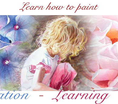 Learn how to paint with Doris Joa
