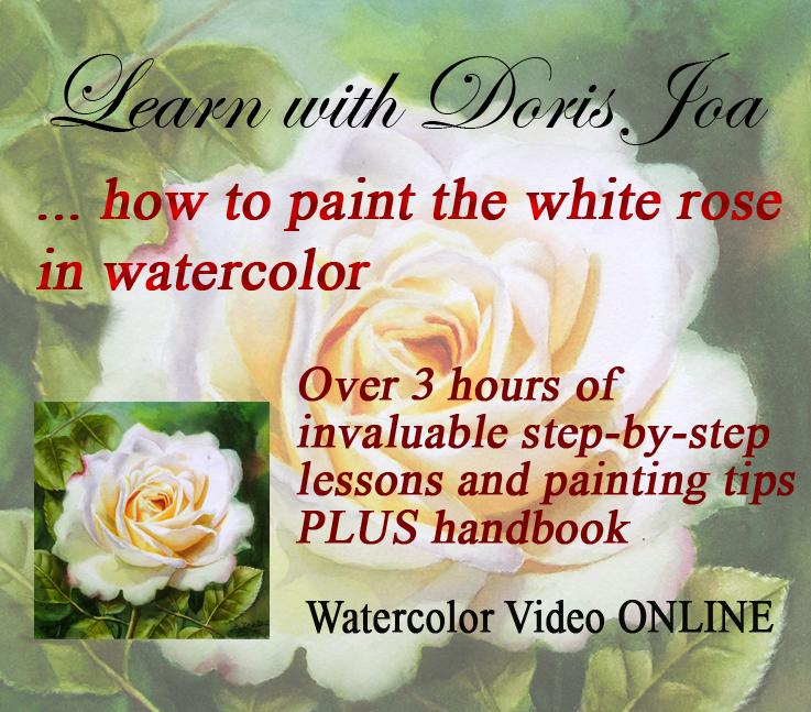 Watercolor Video ONLINE