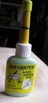 Masquepen with very fine point applicator for saving highlights when painting with watercolors - a very useful tool when planning your painting