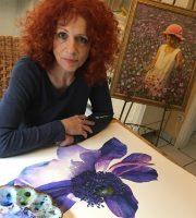 Artist Doris Joa